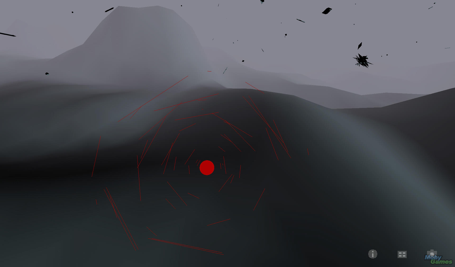 radiohead-polyfauna-android-screenshot-follow-the-red-dot-to-move-on